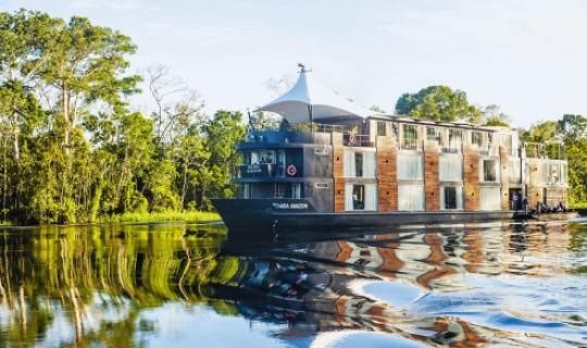 Herzlich Willkommen auf der Aria Amazon