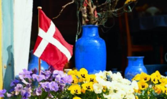 Dänemark erwartet Sie