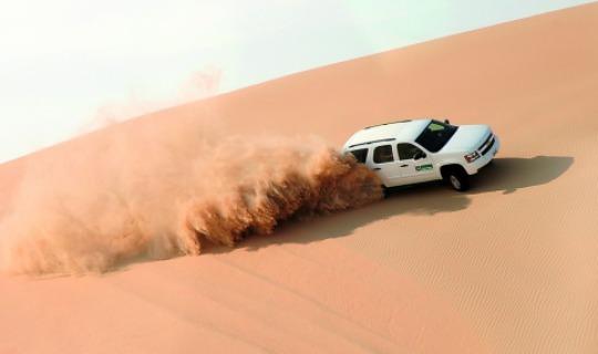 Erleben Sie die Weite der Wüste