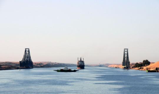 Der Suezkanal ein  ein Meilenstein in der Ägyptischen Geschichte