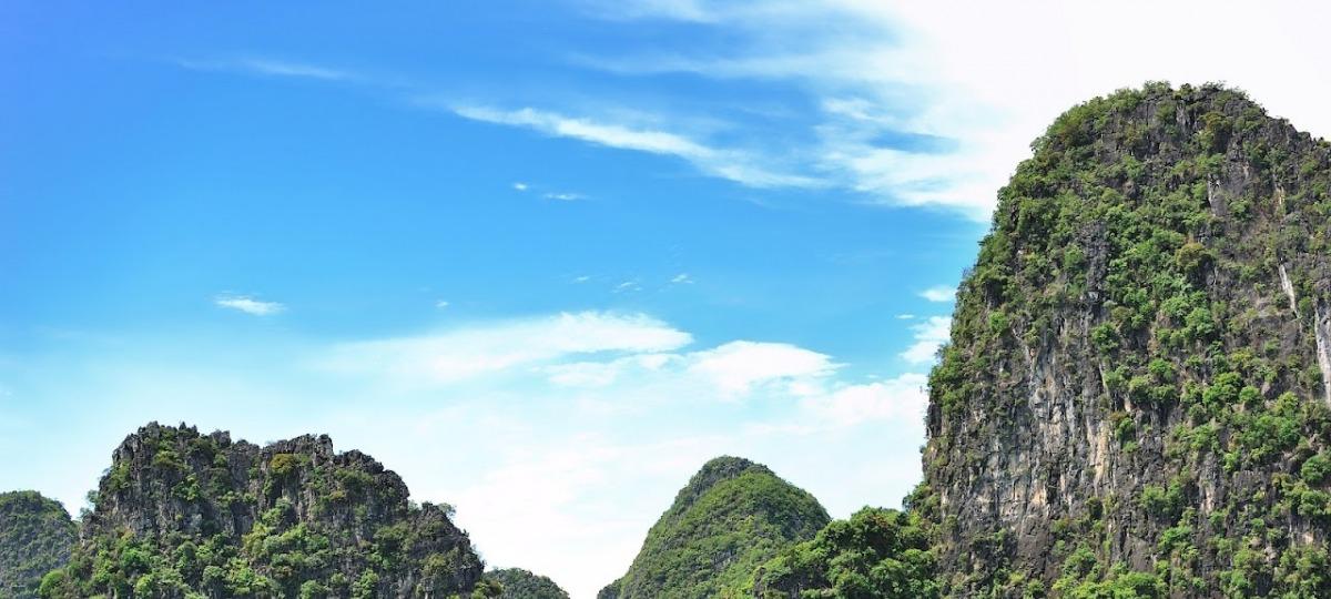 Herzlich Willkommen an Bord der Paradise Peak