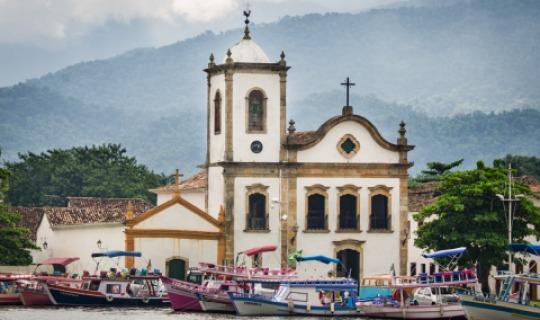 Charmante Kirche
