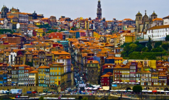 Die fabelhafte Altstadt von Porto
