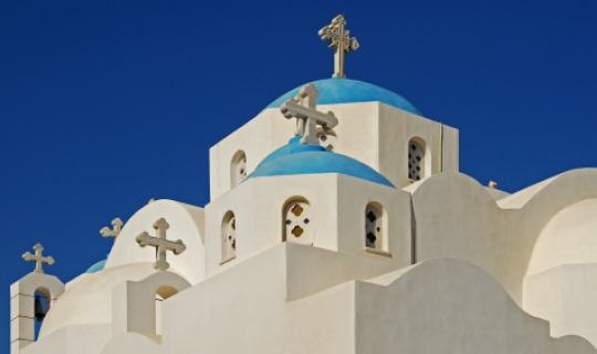 Genießen Sie das Flair auf Naxos