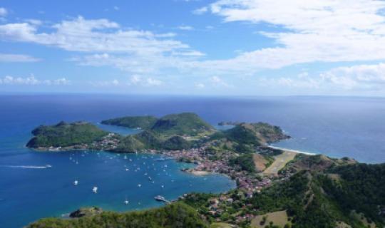 Die wunderschöne Insel Terre-de-Haute