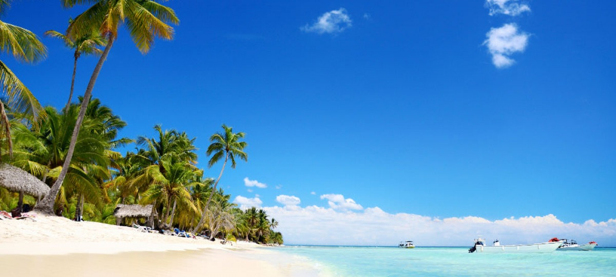 Herzlich Willkommen in der Karibik