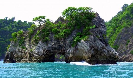 Geniessen Sie einen Tag auf der Isla Tortuga