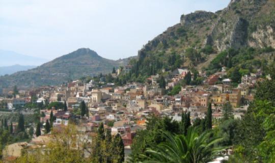 Entdecken Sie Taormina