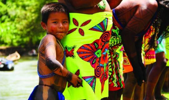 Lernen Sie die Lebensweise der Einheimischen kennen!
