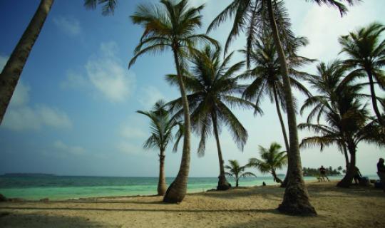 Wunderschöner Strand zum Genießen