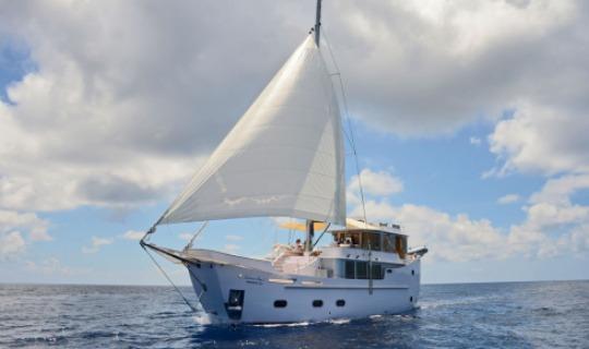 Genießen Sie traumhafte Tage an Bord der Soneva in Aqua