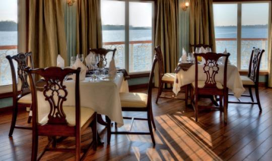 Kulinarische Köstlichkeiten erwarten Sie in der Viceroy Dining Hall