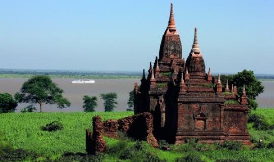 Entdecken Sie wunderschöne Tempel und Pagoden