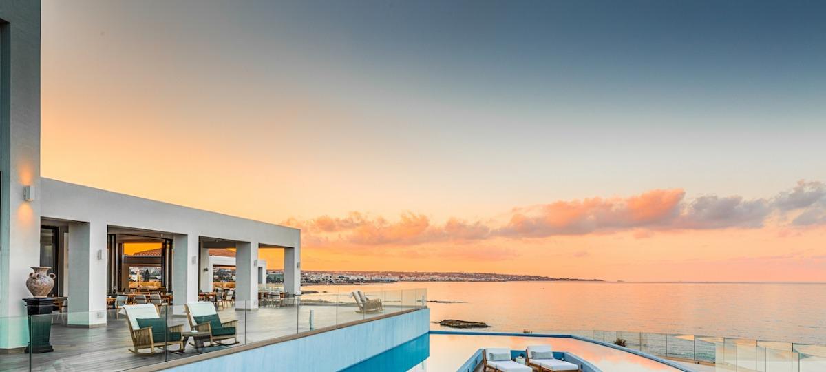 Ultra schick und stylisch - das Abaton Island Resort & Spa