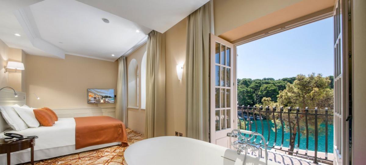 Einladende Suiten