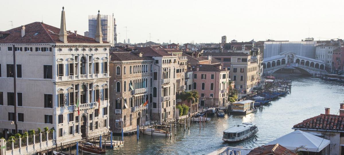 Herzlich willkommen im Aman Venice