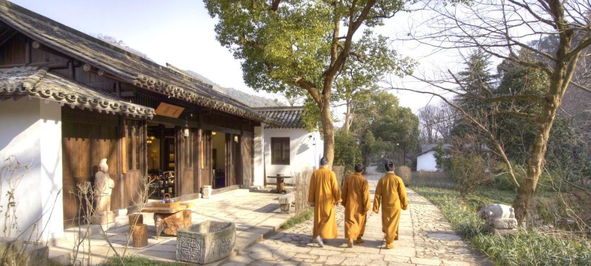 Herzlich Willkommen im Amanfayun