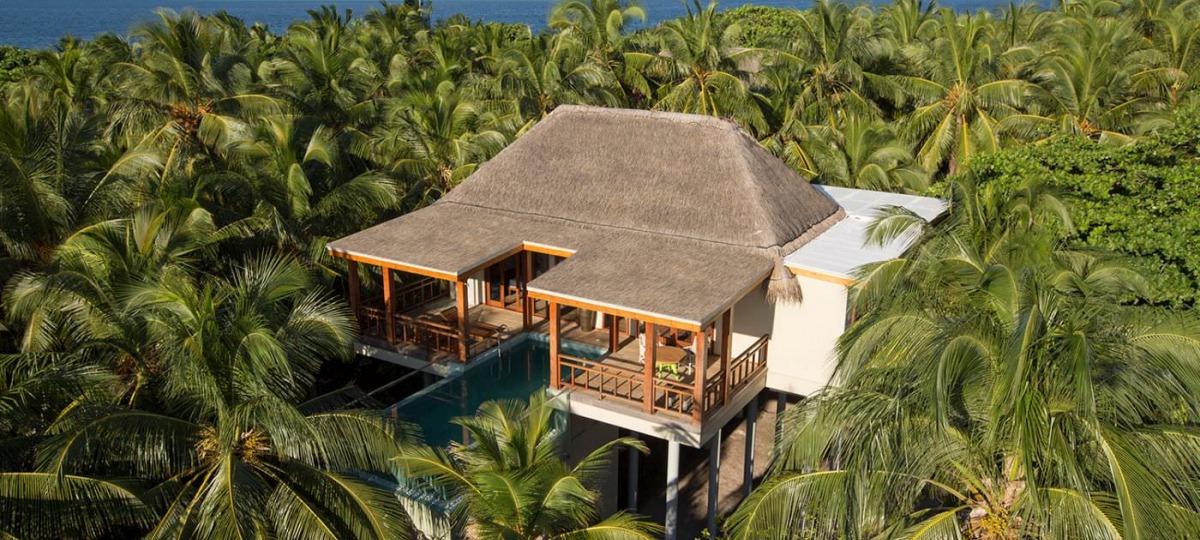 Ihr Baumhaus inmitten des Dschungels