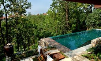 Wunderschöner privater Pool an Ihrer Villa