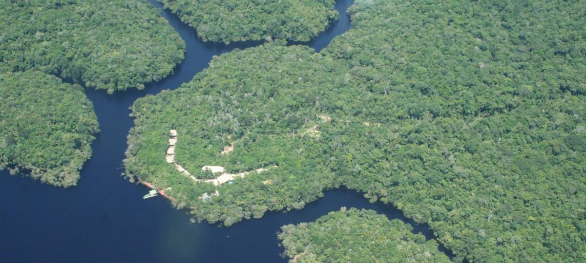 Herzlich Willkommen in der Anavilhanas Jungle Lodge