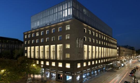 Herzlich Willkommen im Armani Hotel Milano