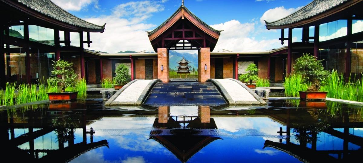 Herzlich Willkommen im Banyan Tree Lijiang