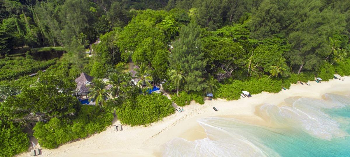 Willkommen im Banyan Tree Seychellen
