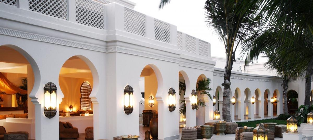 Willkommen im Baraza Spa & Resort Zanzibar