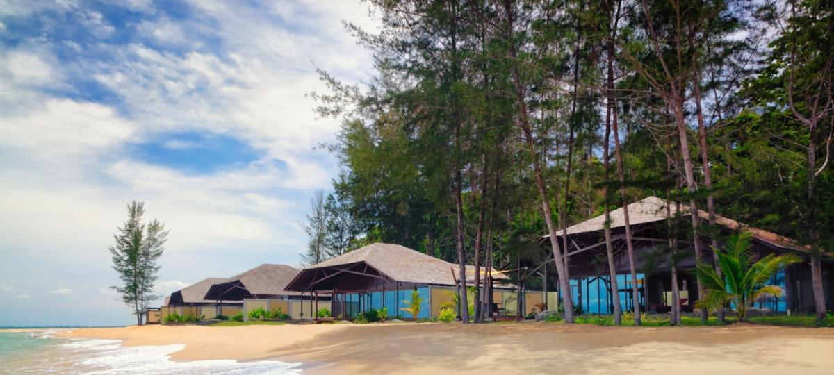Herzlich willkommen im Borneo Eagle Resort