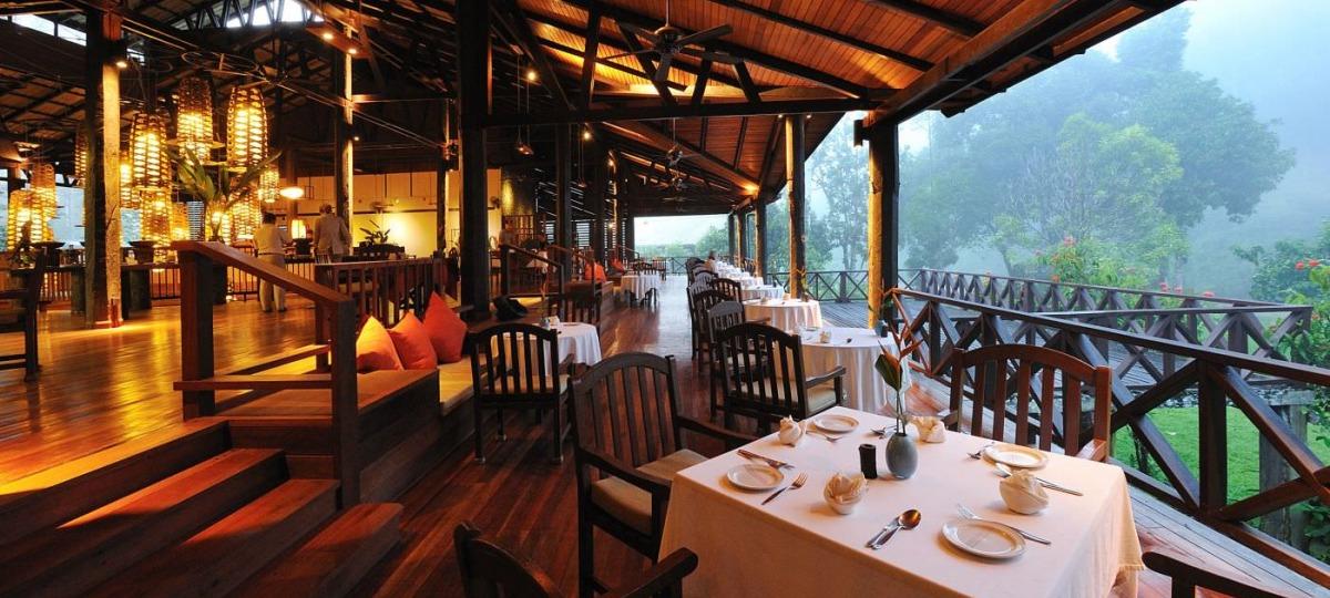 Herzlich Willkommen in der Borneo Rainforest Lodge
