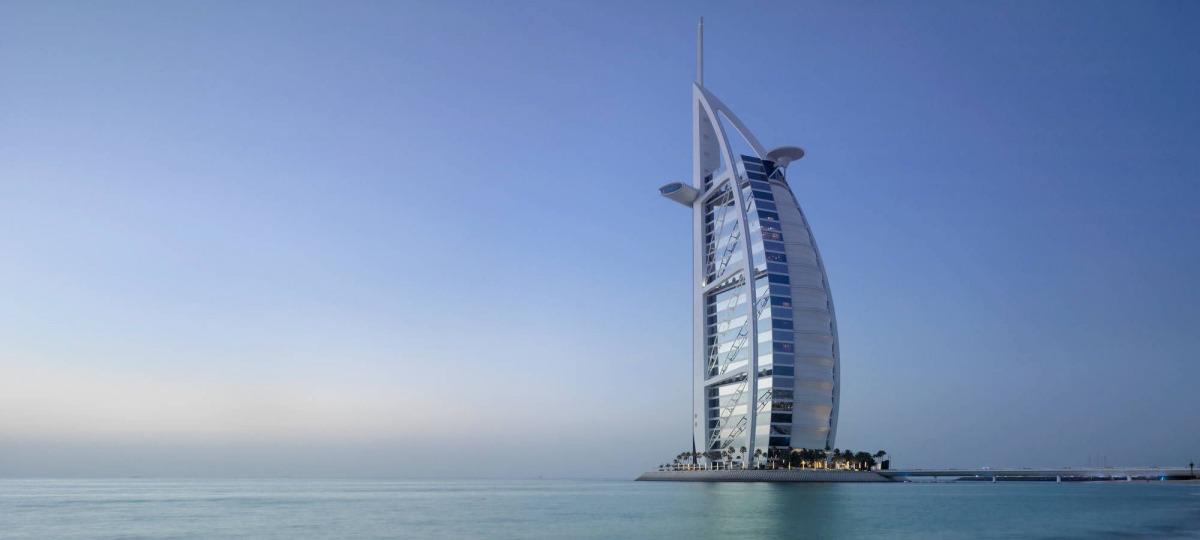 Willkommen im Burj Al Arab