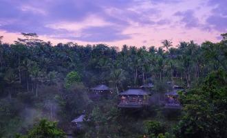 Lassen Sie die einzigartige Energie Bali's auf sich wirken