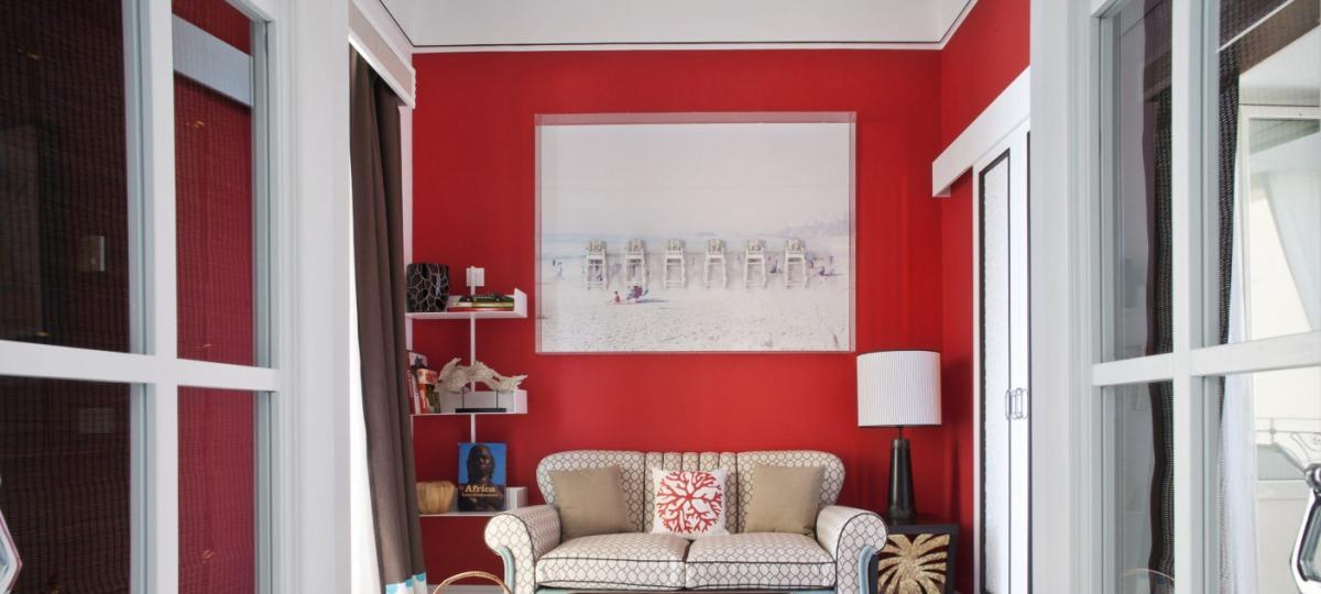Modernes Ambiente in der Studio Suite