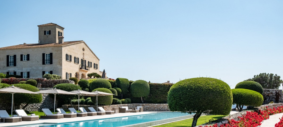 Ein wunderschönes Luxusretreat auf Menorca