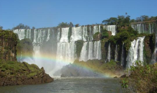 Unglaubliche Wassermassen