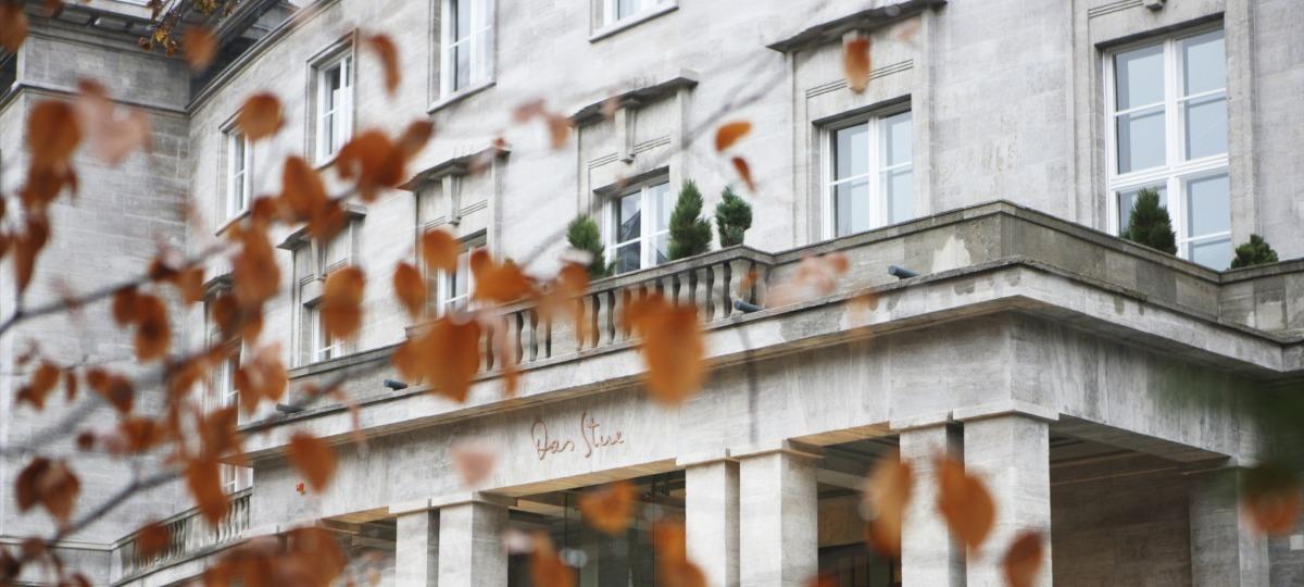 Herzlich willkommen im SO/ Berlin Das Stue