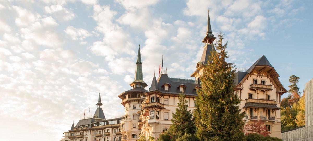 Willkommen im Dolder Grand Zürich