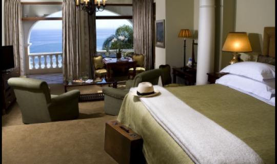 Elegante Einrichtung in den Zimmern