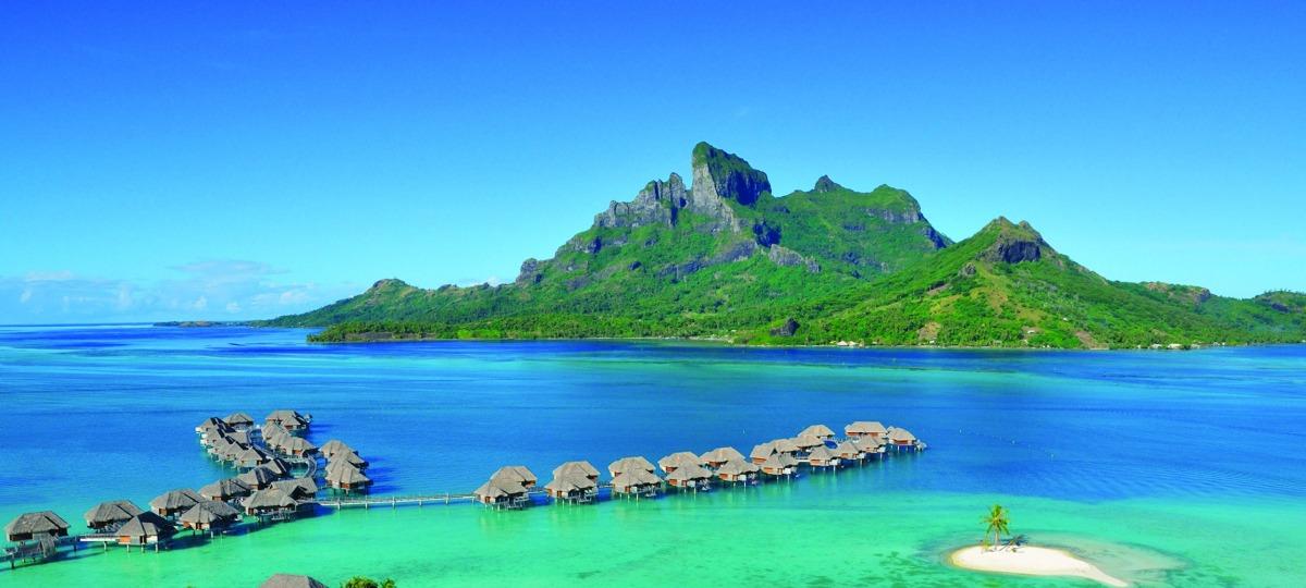 Auf Bora Bora finden Sie Ihr persönliches Paradies