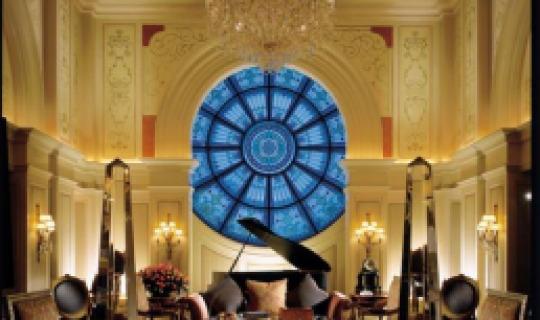Willkommen im Four Seasons Hotel Cairo