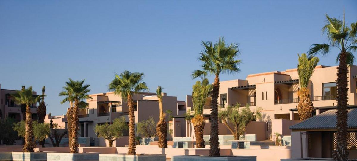 Willkommen im Four Seasons Marokko