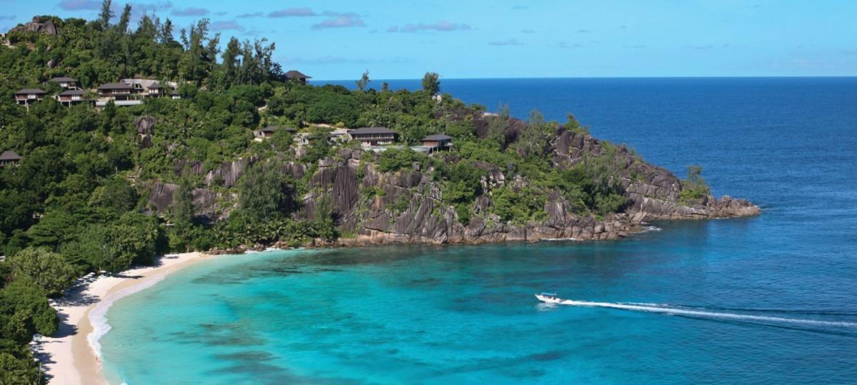 Herzlich Willkommen im Four Seasons Seychelles
