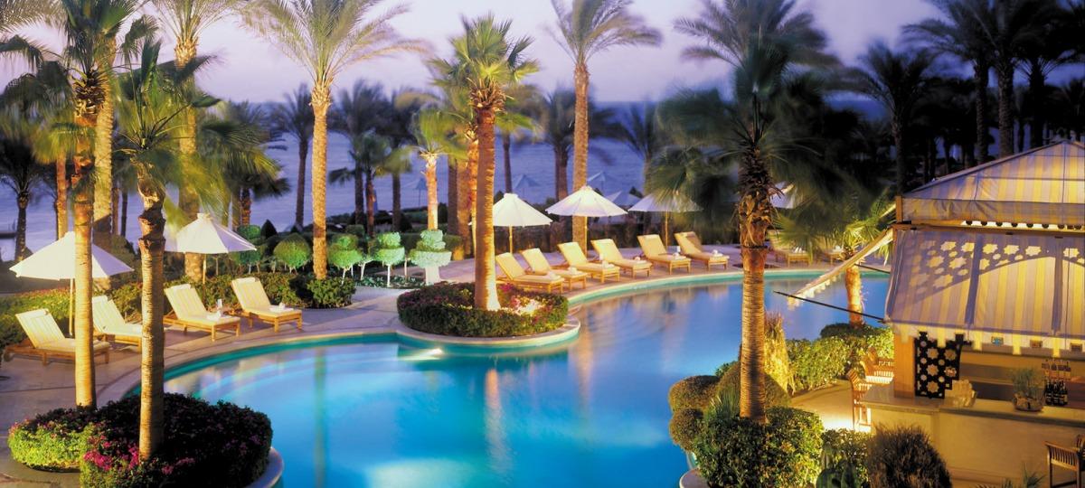 Willkommen im Four Seasons Sharm El Sheikh