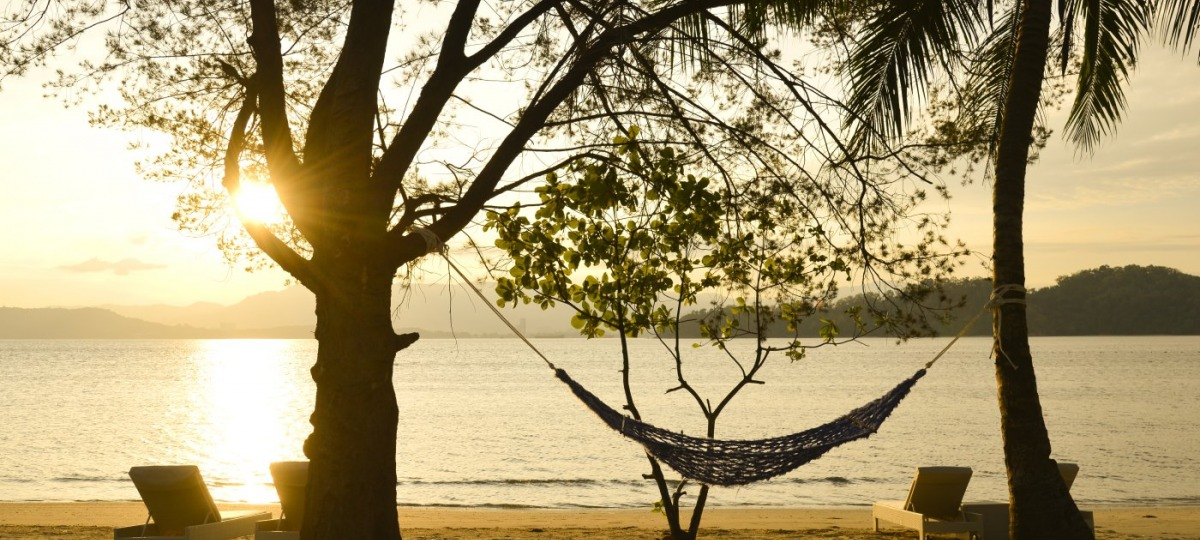 Herzlich Willkommen im Gaya Island Resort