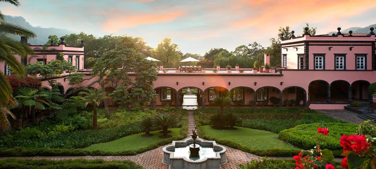 Herzlich Willkommen in der Hacienda de San Antonio
