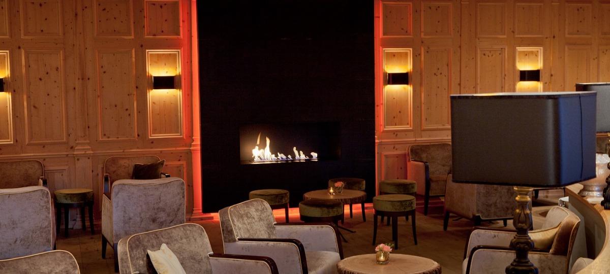 Die Kamin Lounge
