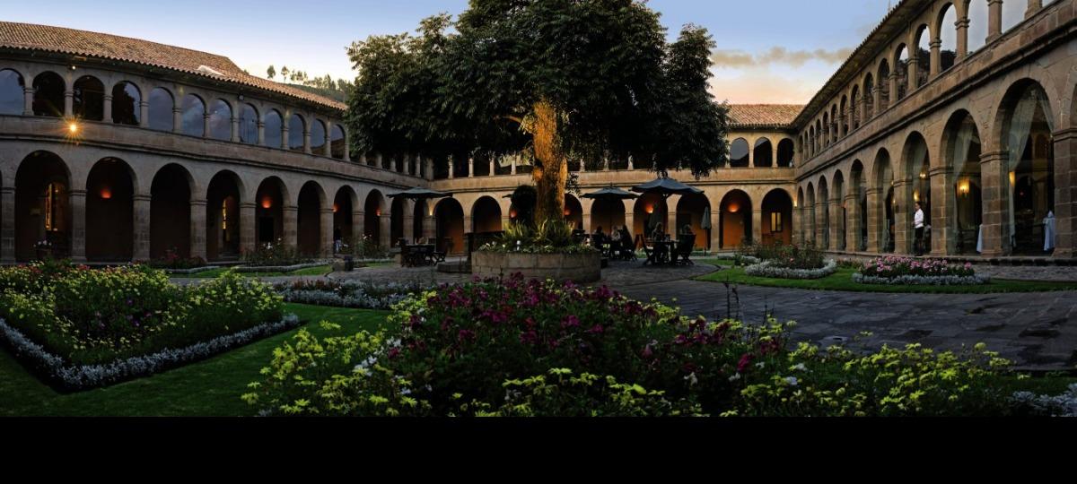 Willkommen im Hotel Monasterio