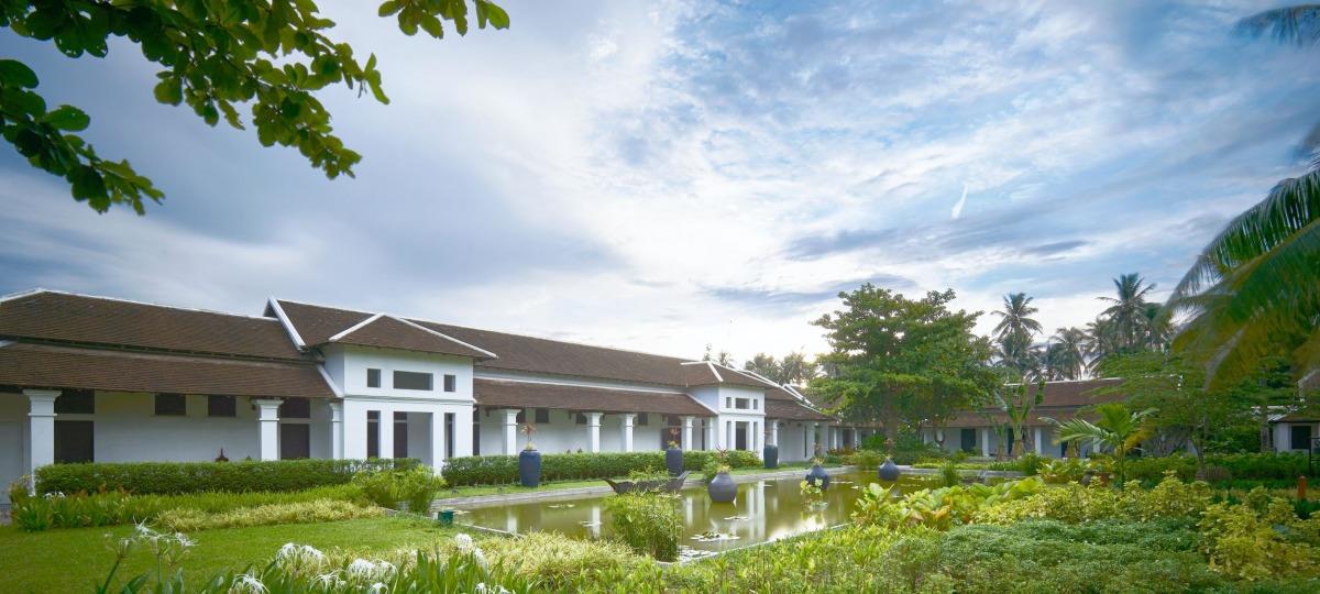 Willkommen im Sofitel Luang Prabang