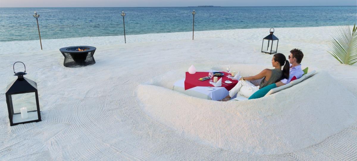 Strandidylle im Paradies