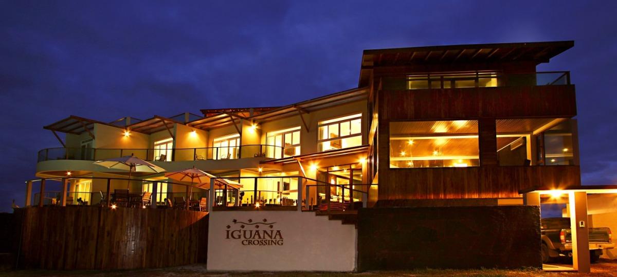 Herzlich Willkommen im Iguana Crossing Boutique Hotel